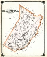 Mantua Township, Salem and Gloucester Counties 1876